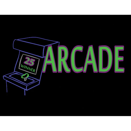 "Porta-Trace / Gagne LED Light Panel with Arcade Logo (16 x 18"")"