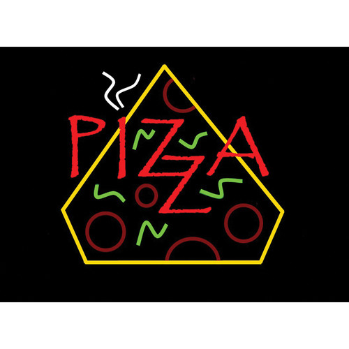 "Porta-Trace / Gagne LED Light Panel with Pizza Logo (16 x 18"")"