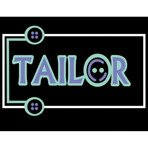 """Porta-Trace / Gagne LED Light Panel with Tailor Logo (18 x 24"""")"""