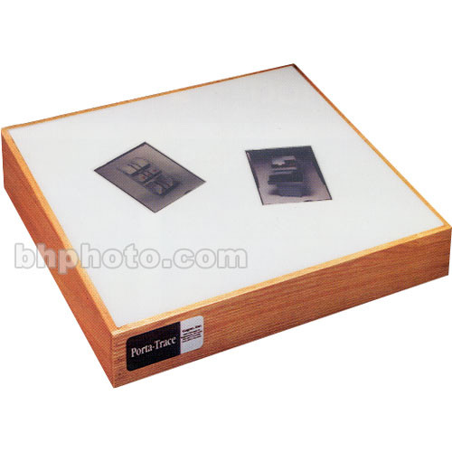 "Porta-Trace / Gagne LED Lightbox (Oak, 18 x 24"")"