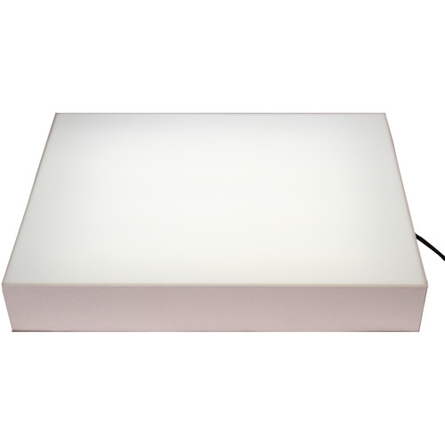 "Porta-Trace / Gagne 18x24"" LED ABS Plastic Light Box (White)"
