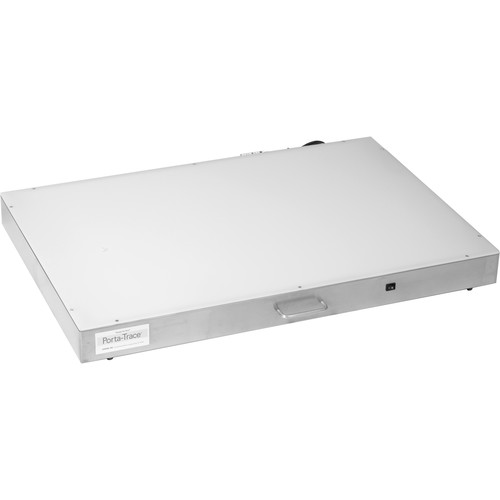 "Porta-Trace / Gagne 2436 Stainless Steel LED Light Box (24 x 36"")"