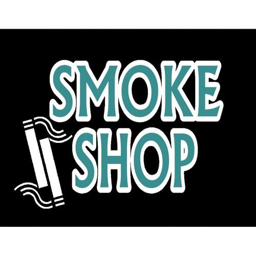 "Porta-Trace / Gagne LED Light Panel with Smoke Shop Logo (24 x 36"")"