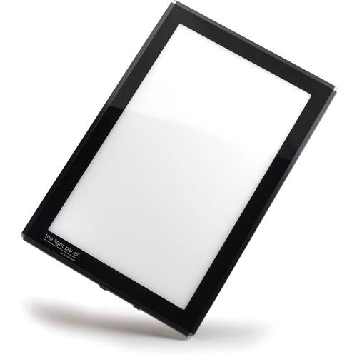 """Porta-Trace / Gagne LED Light Panel (6 x 9"""", Black)"""