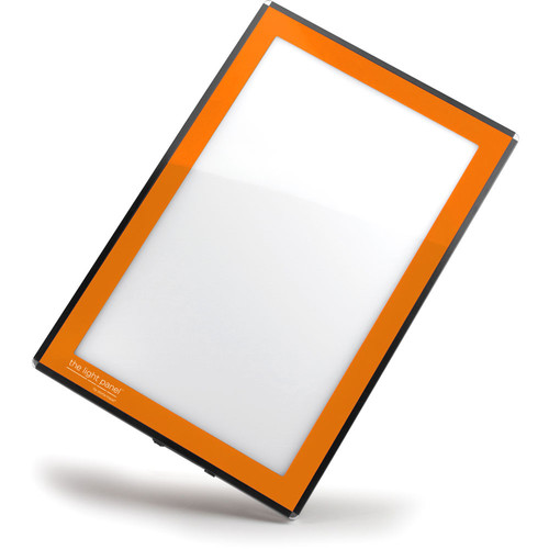 "Porta-Trace / Gagne LED Light Panel (6 x 9"", Orange)"
