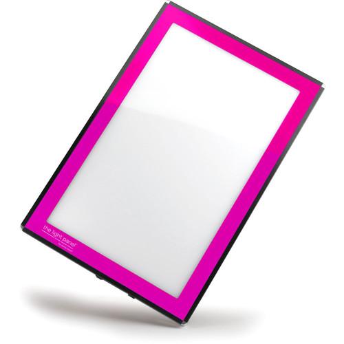 "Porta-Trace / Gagne LED Light Panel (6 x 9"", Pink)"