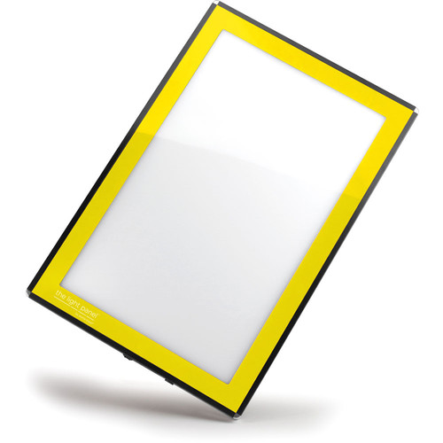 "Porta-Trace / Gagne LED Light Panel (6 x 9"", Yellow)"