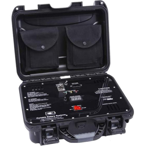 Portable Battery Systems Remote Power Station DC