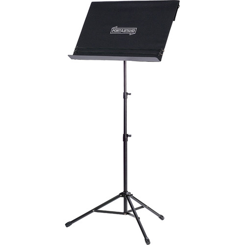 PortAStand Troubadour Music Stand (Black)