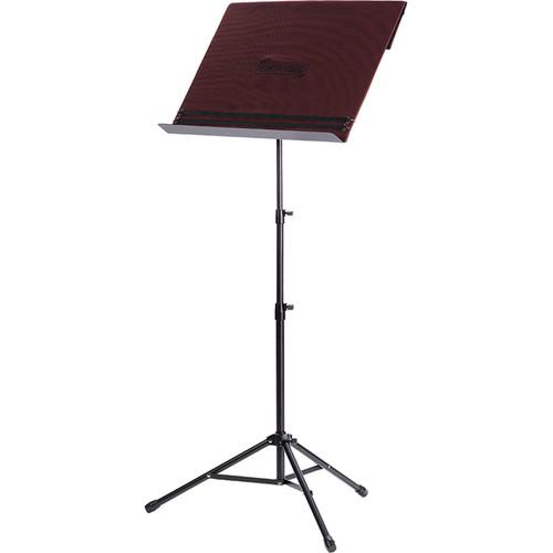 PortAStand Troubadour Music Stand (Burgundy)