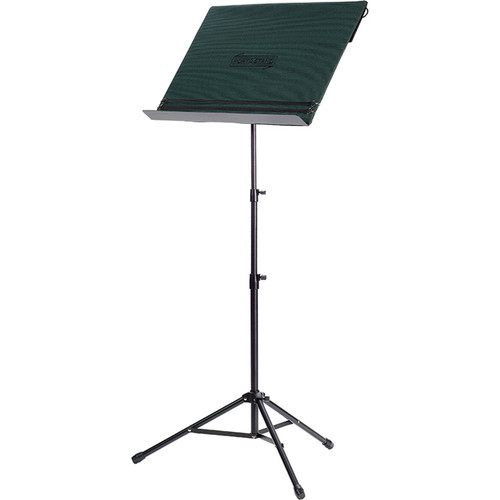 PortAStand Troubadour Music Stand (Dark Green)