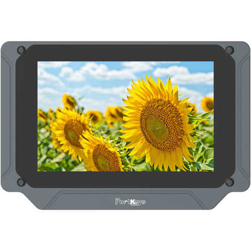 "PORTKEYS BM7 7"" Super Bright 3G-SDI & HDMI HD Monitor with 3D LUT Support"