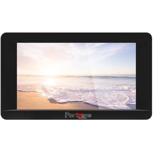 "PORTKEYS LH5 HDR 5"" HDMI Touchscreen On-Camera Monitor"