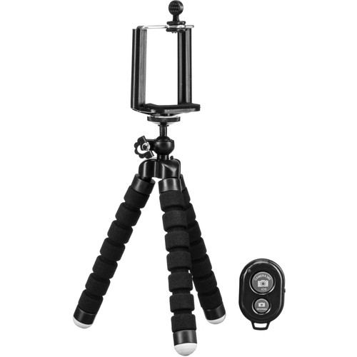 PoserSnap Mobile Flex-Arm Tripod & Bluetooth Trigger Set