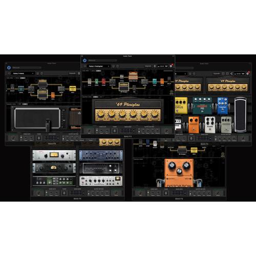 Positive Grid BIAS FX - Cross Platform Guitar Effects Processing (Download)