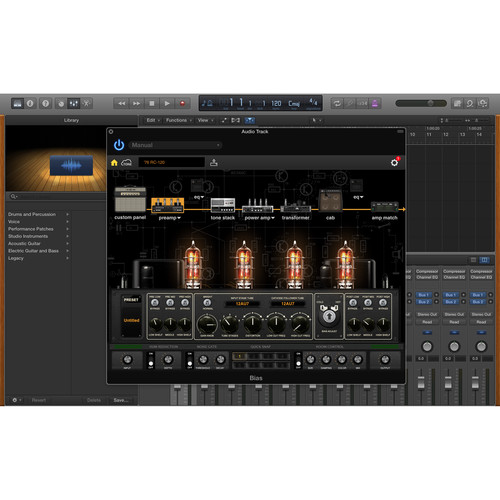 Positive Grid BIAS FX Professional - Cross-Platform Guitar Effects Processing (Download)