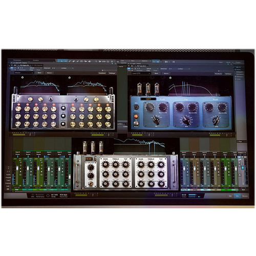 Positive Grid BIAS Pro Series Studio EQ - Analog-Modeled Dynamic Plug-In Bundle (Download)