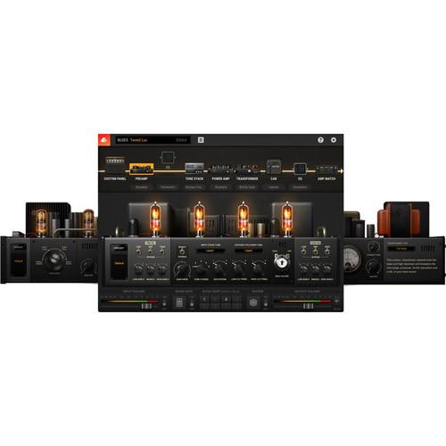 Positive Grid BIAS Amp 2 Standard - Guitar Amp Modeler and Designer (Download)