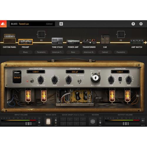 Positive Grid BIAS Amp 2 Professional - Guitar Amp Modeler and Designer (Download)