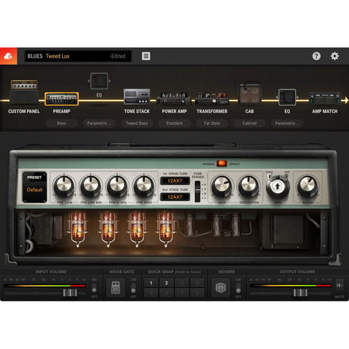 Positive Grid BIAS Amp 2 Elite - Guitar Amp Modeler and Designer (Download)