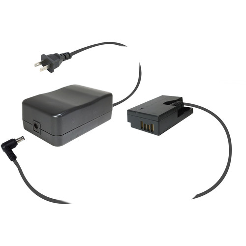 Power2000 AC Adapter & DC Coupler for Canon DR-E18
