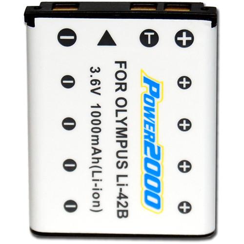 Power2000 ACD-268 Lithium-Ion Battery Pack (3.6V, 1000mAh)
