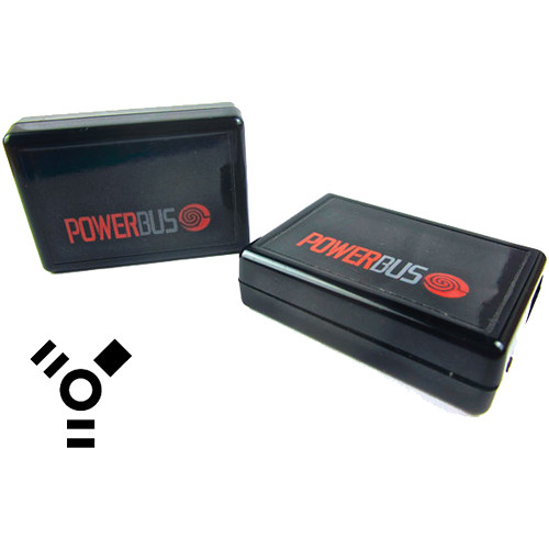 Power Bus PowerBus FireWire - Power Supply for FireWire-Powered Audio Interfaces