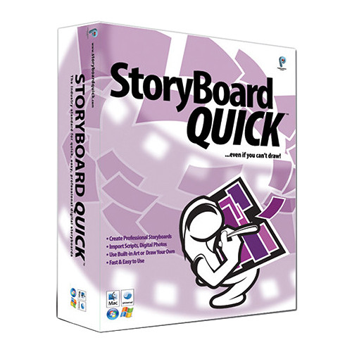 Power Production StoryBoard Quick (Academic Pricing)