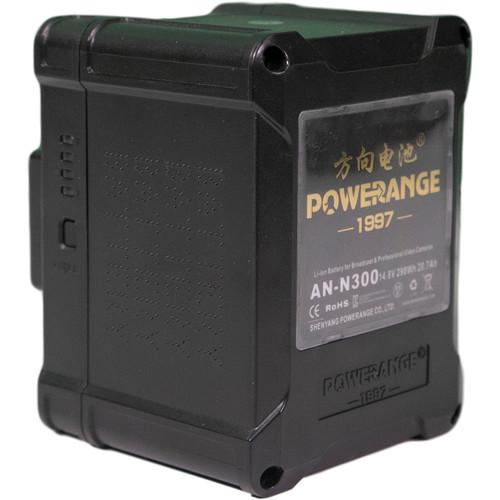 POWERANGE Gold-Mount Lithium-Ion Mini Battery (300Wh, 14.8V)