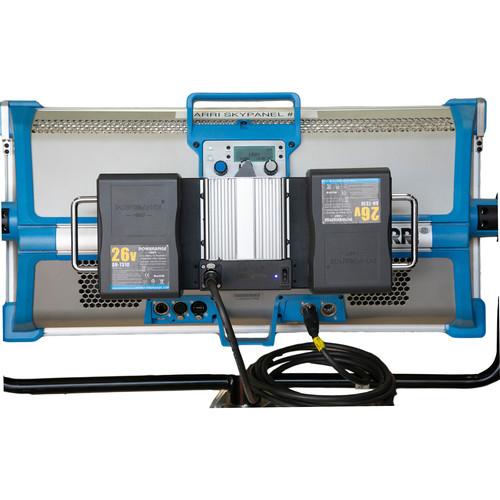 POWERANGE V-Mount 48V Battery Plate for ARRI Skypanel Softlight