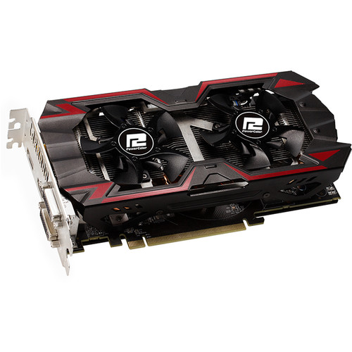 PowerColor PCS+ Radeon R9 380 4GB GDDR5 Graphics Card