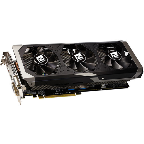 PowerColor PCS+ Radeon R9 390 8GB GDDR5 Graphics Card