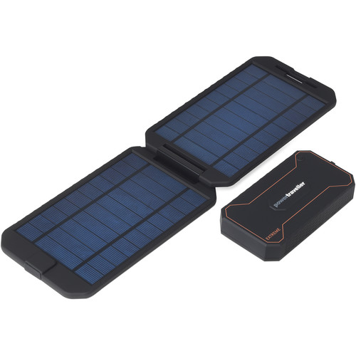 Powertraveller Intl Extreme Solar-Charged Power Pack