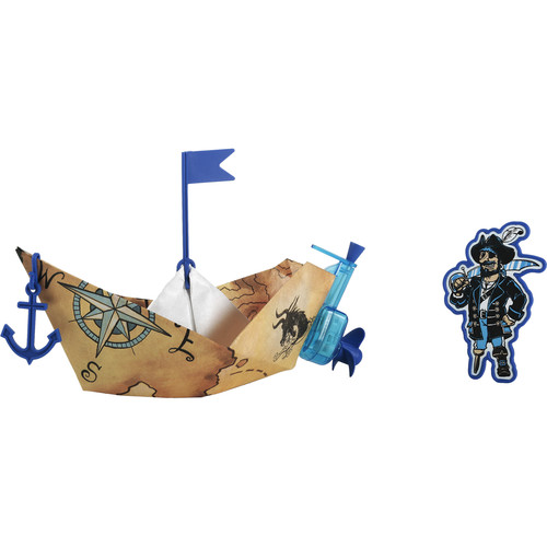 PowerUp Toys PowerUp Boat - Powered Paper Boat Conversion Kit