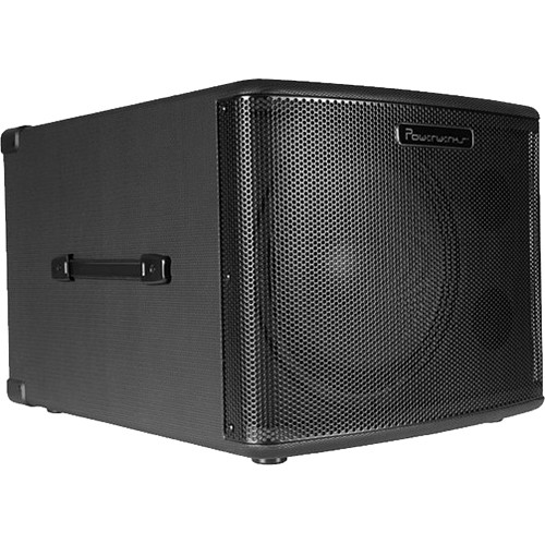 "Powerwerks PW112SUB 12"" 400W Powered Subwoofer"