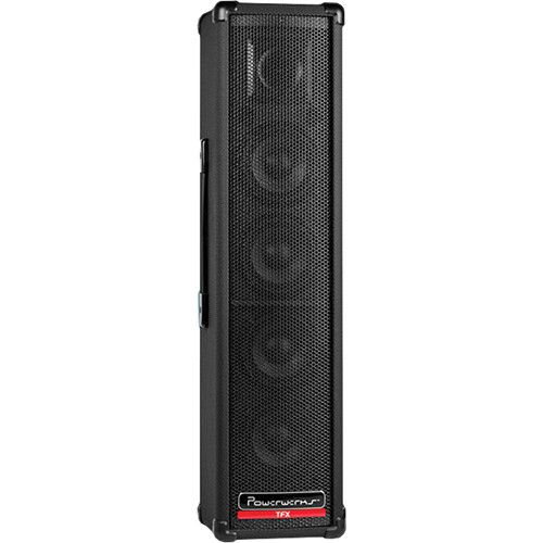 Powerwerks PW150TFXBT 150 Watt PA Tower with Digital Effects and Bluetooth