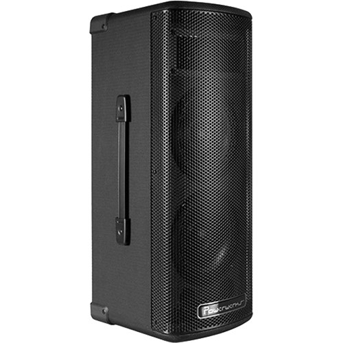 "Powerwerks PW2X6BT 2x6"" 2-Way 200W All-In-One Portable Bluetooth-Enabled PA System"