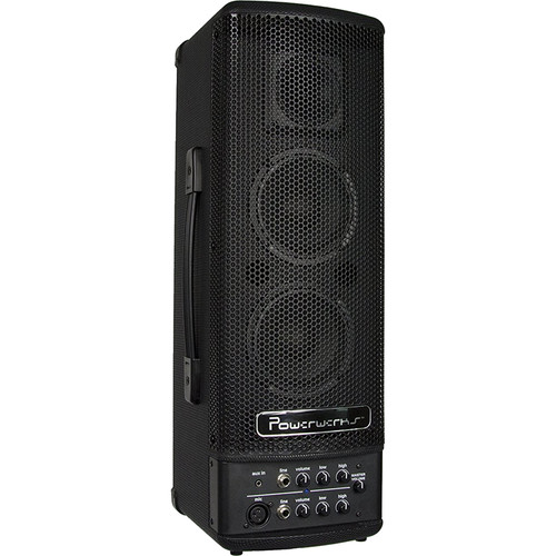 Powerwerks PW40BATBT Bluetooth-Enabled Portable PA System