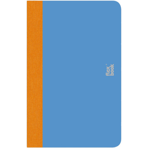 "Prat Flexbook Smartbook Journal with 160 Blank 70 gms Pages (3½ x 5½"", Royal Blue)"