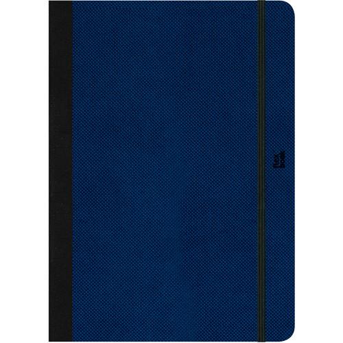 "Prat Flexbook 6 x 8.5"" Adventure Sketchbook (Royal Blue)"