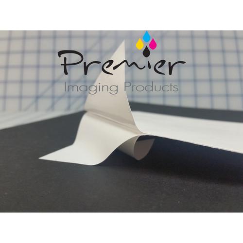 """Premier Imaging Decor Poly Cotton Satin Canvas (8.5 x 11"""", 20 Sheets)"""