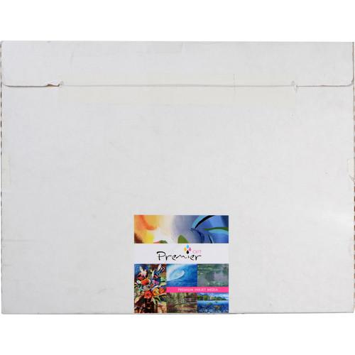 """Premier Imaging Generations Matte Canvas Photo Grade Paper (17 x 22"""", 10-Sheets)"""