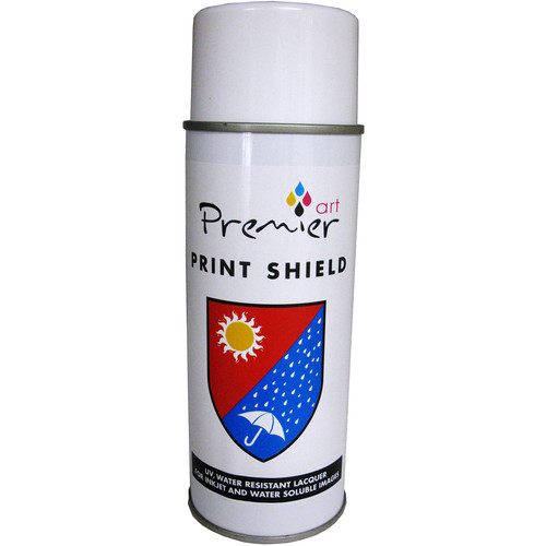 Premier Imaging PremierArt Print Shield Protective Coating Spray Can (13.5 oz)