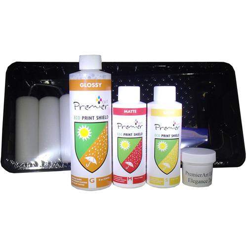 Premier Imaging Eco Print Shield Protective Coating Sample Kit