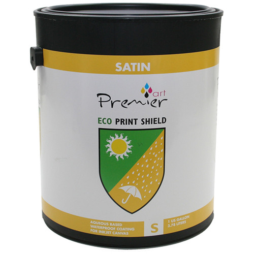 Premier Imaging ECO Print Shield Protective Coating (Satin, Gallon)