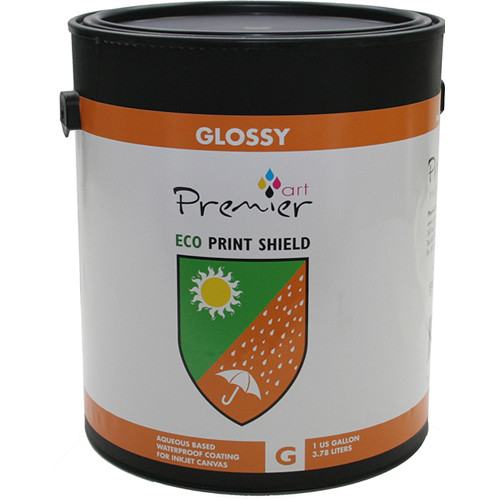 Premier Imaging ECO Print Shield Protective Coating (Gloss, Gallon)