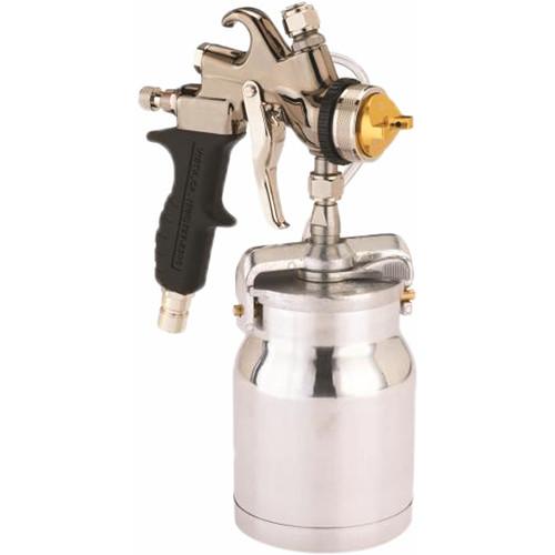 Premier Imaging Apollo HVLP Spray Gun 7500QT AtomiZer with Quick-Release Cup Gun