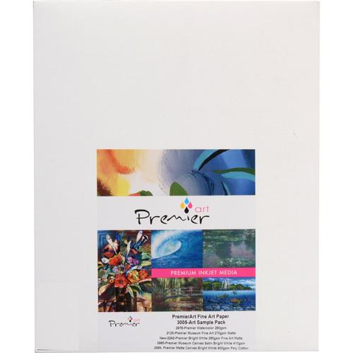 """Premier Imaging Fine Art Sample Pack (8.5 x 11"""")"""