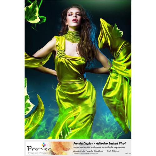 "Premier Imaging Adhesive Vinyl (11 x 17"", 50 Sheets)"