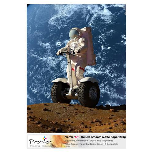 "Premier Imaging Deluxe Presentation Matte Art Paper (23.5"" x 100' Roll)"